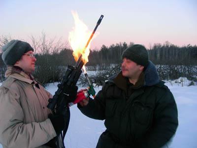 Зимний Снайпинг 2008