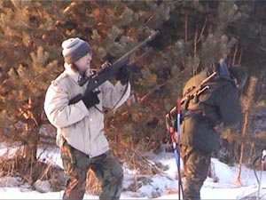 Зимний Снайпинг 2008 - участники